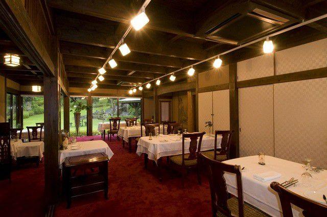 フレンチレストラン蔦の葉.レストランウェディング.大分