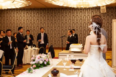 大分,結婚式,ホテル